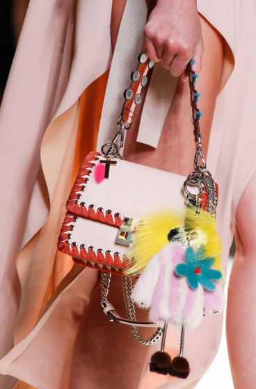Fendi mini bag Spring/Summer 2017