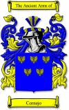 Cornejo Family Crest / Cornejo Coat of Arms