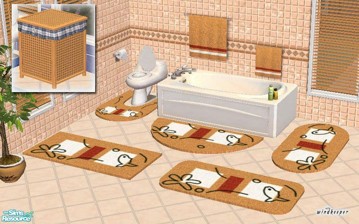 Fantastic Hard To Find Cute Bath Rugs Love The Green Trellis And Towels To Match