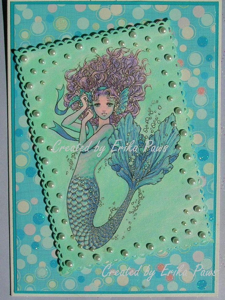 AuroraWings - Ribbon Mermaid