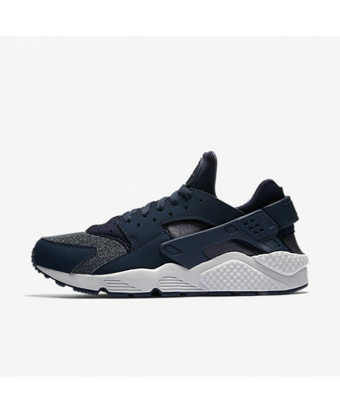 886b6056f955 Men s Nike Air Huarache Thunder Blue Obsidian Pure Platinum Obsidian ...