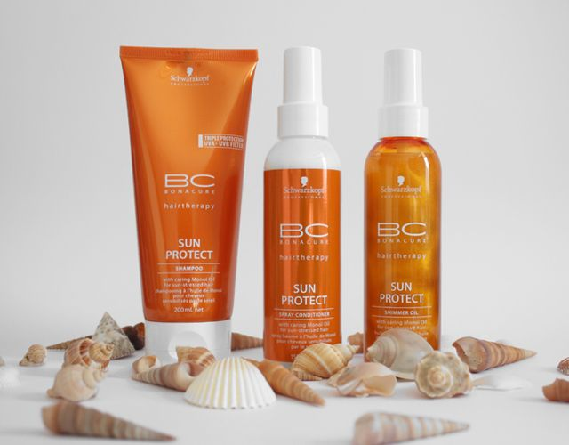 BC Sun Protect hairtherapy