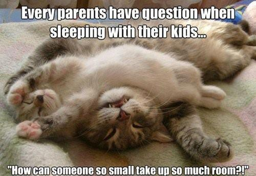 Every parents question.