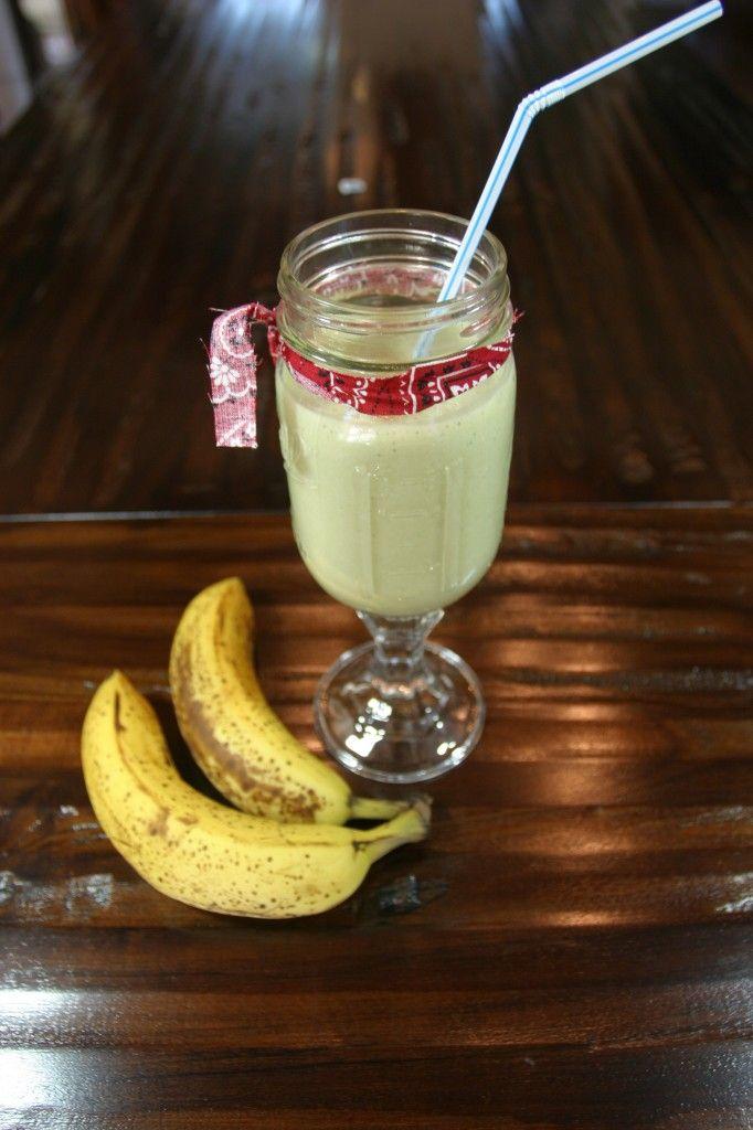 Banános túrókrém