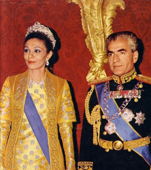 793 best images about farah diba on pinterest persian for Shah bano farah pahlavi