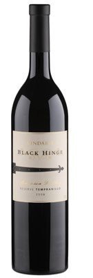Pindarie Black Hinge Tempranillo ... Bloody good drop!!