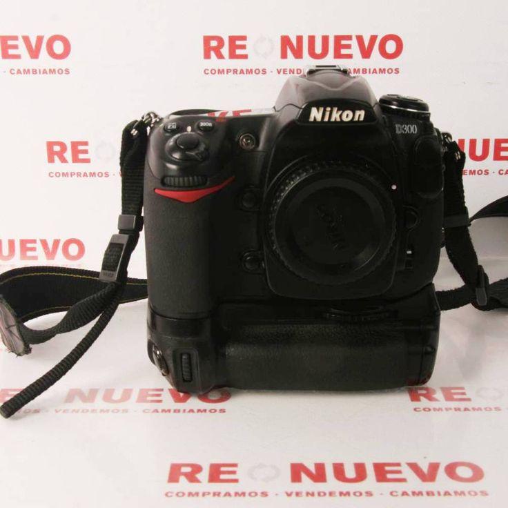NIKON D300 de segunda mano E279163   Tienda online de segunda mano en Barcelona Re-Nuevo