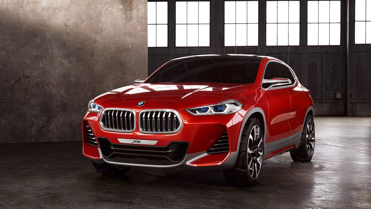 2016 BMW X2 Concept http://www.wsupercars.com/bmw-2016-x2-concept.php