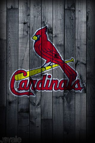 My team! St. louis cardinals!