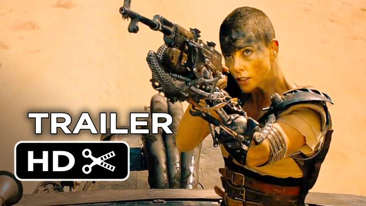 Mad Max: Fury Road - Official Retaliate Trailer (2015) #madmax #furyroad #film #movies #trailer