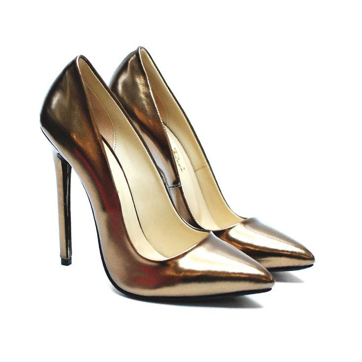 Victoria Yüksek Topuklu Stiletto Ayakkabı ,   Stiletto Ayakkabı,   89,90 TL