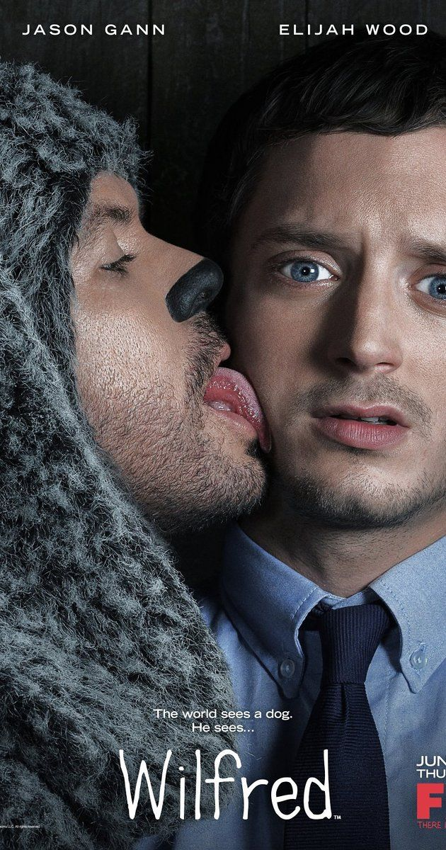 Created by Jason Gann, David Zuckerman, Adam Zwar.  With Elijah Wood, Jason Gann, Fiona Gubelmann, Dorian Brown Pham. The story of a depressed man who inexplicably is the only one who can see his neighbor's dog as a full grown man in a dog suit.