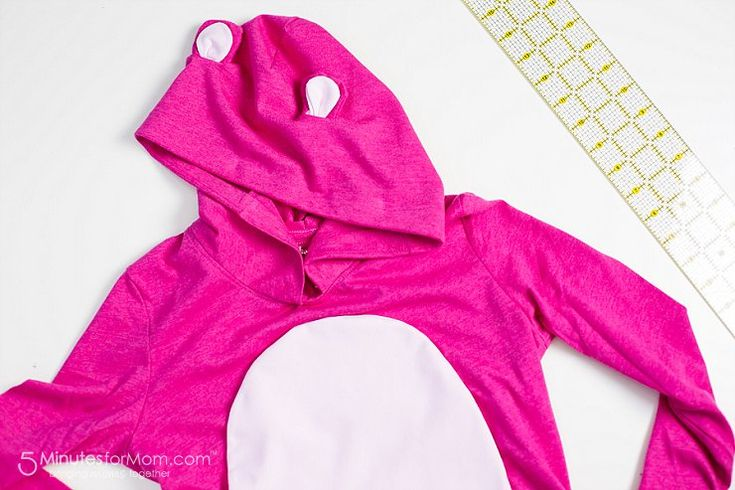 DIY Pink Panther Costume Tutorial