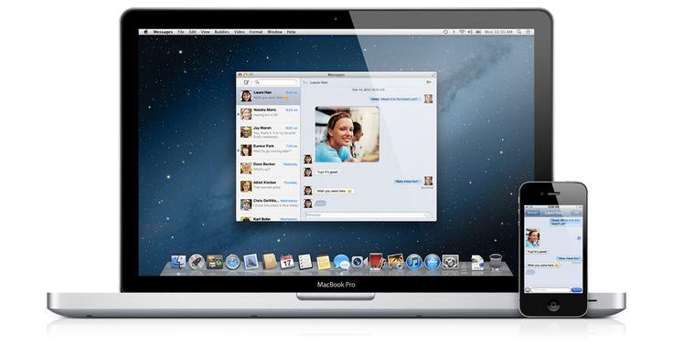 Apple announces their new OS 'Mountain Lion'