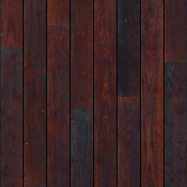Revêtement de sol stratifié Quick-Step® Lagune Palissandre verni noir, pont de bateau UR1225