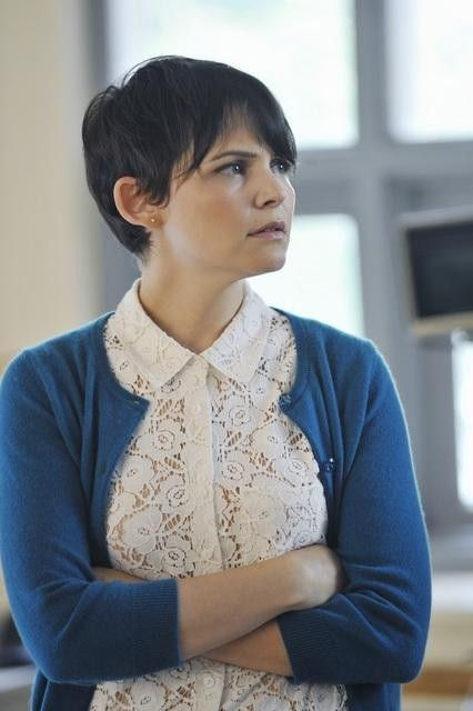 Love Mary Margaret's style!