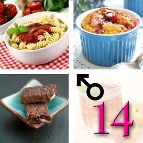 Dieta Proteica 14 giorni Uomo Fase 1-2-3 Un programma di dieta su misura per le esigenze specifiche degli uomini per aiutarli a raggiungere in breve tempo il loro obiettivo. Progettato per sovrappeso fino a 5 kili. 42 prodotti + 1 shaker offerto.