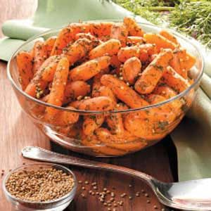 Pickled Baby Carrots Recipe