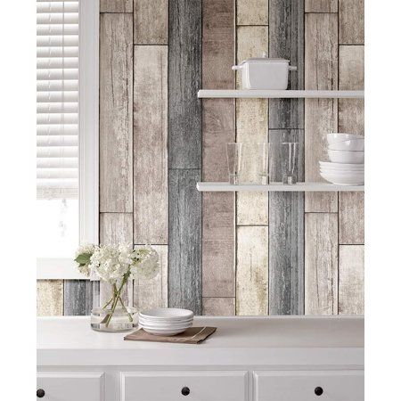 Home Improvement In 2019 Apartment Wall Ideas Wood Plank