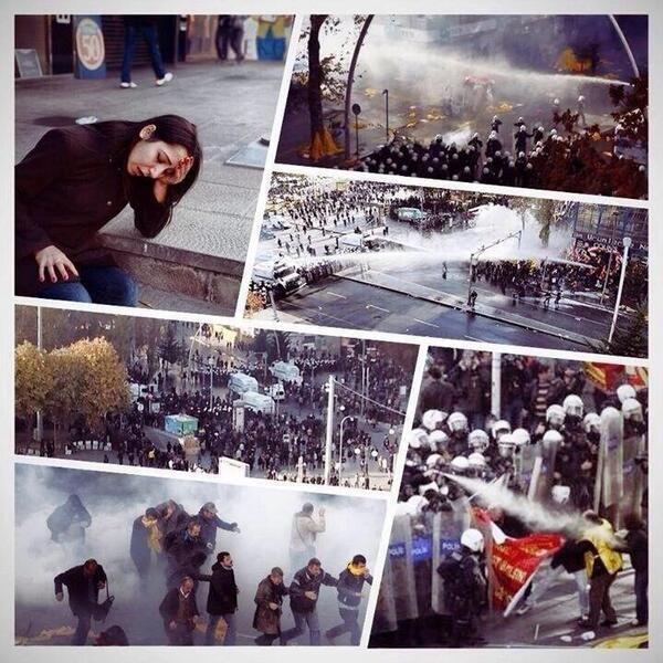 Ankara'daki Eğitim-Sen Mitingine Polis TOMA ve Biber Gazlarıyla Müdahale Etti http://www.baskahaber.org/2013/11/ankaradaki-egitim-sen-mitingine-polis.html