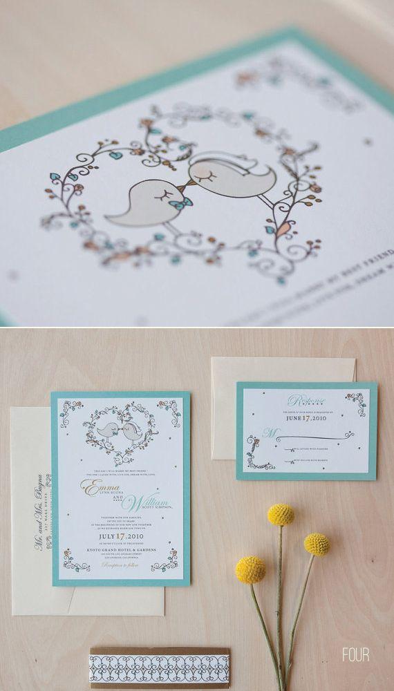 Best 20+ Bird Wedding Themes Ideas On Pinterest | Love Birds Wedding, Bird  Wedding Cakes And Print Your Own Wedding Place Cards