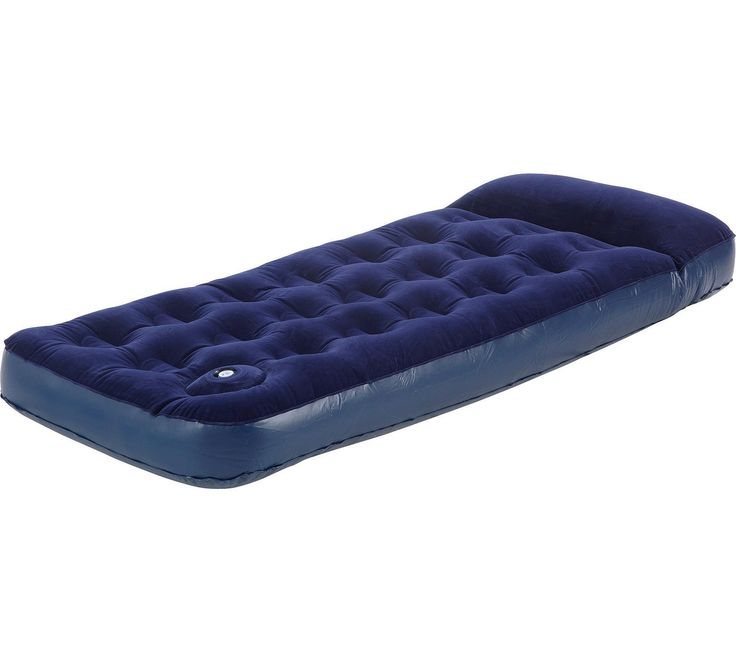 Buy Bestway Air Bed with Built-In Pump - Single at Argos.co.uk - Your Online Shop for Air beds, Camping and caravanning, Sports and leisure.