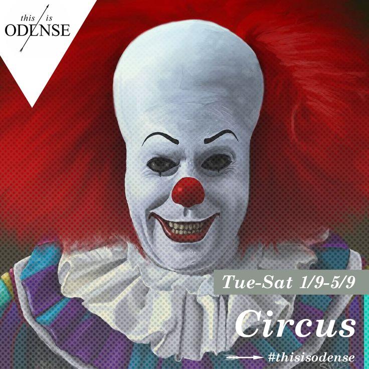 KLOVN! Sturt, sturt stunt: I frit fald med Zirkus Nemo . Læs anbefalingen på: http://www.thisisodense.dk/da/20480/klovn