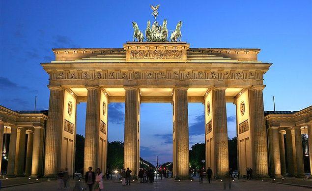 Yes, Berlin! Wo sonst :)