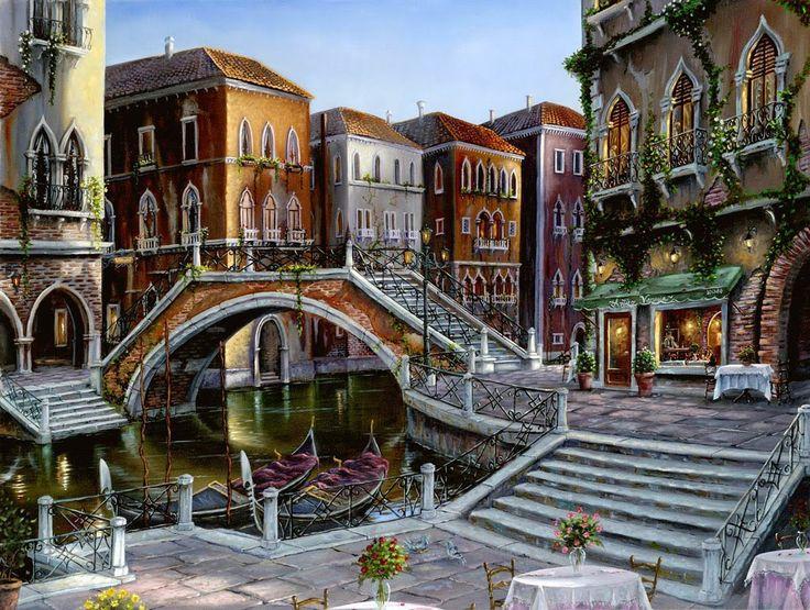 Bob Pejman ~ Cafe Venice