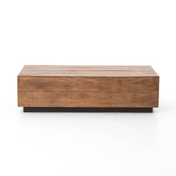 Let The Grady Slab Coffee Table Make A Big Statement. The