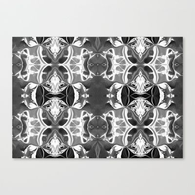Buy Abstract: Dame de la Nuit by Sonia Marazia as a high quality Canvas Print. Worldwide shipping available at Society6.com. Just one of millions of…