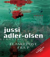 Flaskepost fra P tredje film og bog i rækken af kriminalromanerne af Jussi Adler-Olsen. Se filmtrailer og læs om bogen og hele serien om den kriminaltekniske afdeling afdeling Q, den mystiske flaske og de vanvittige drab. Klik, se og læs mere om flaskepost fra P.