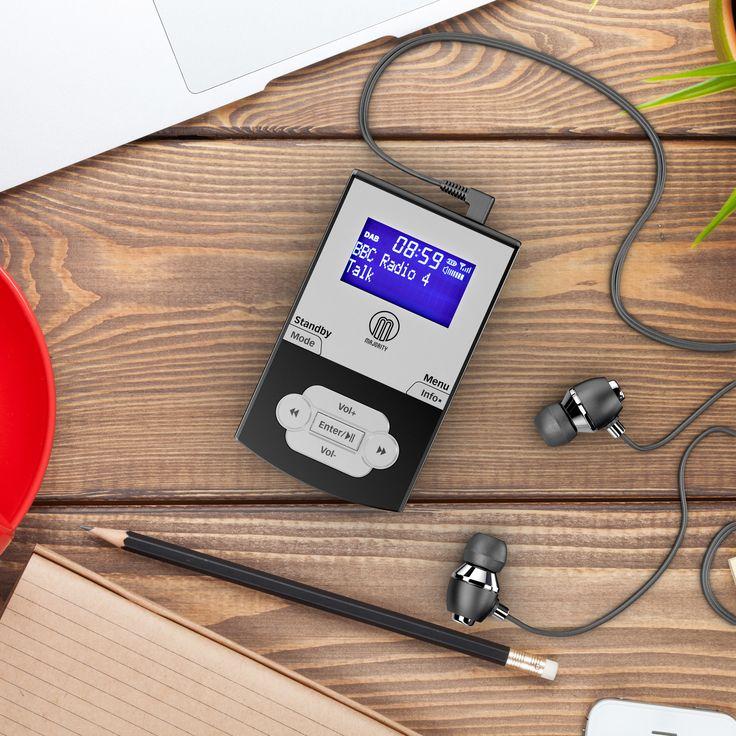Majority portable pocket radio