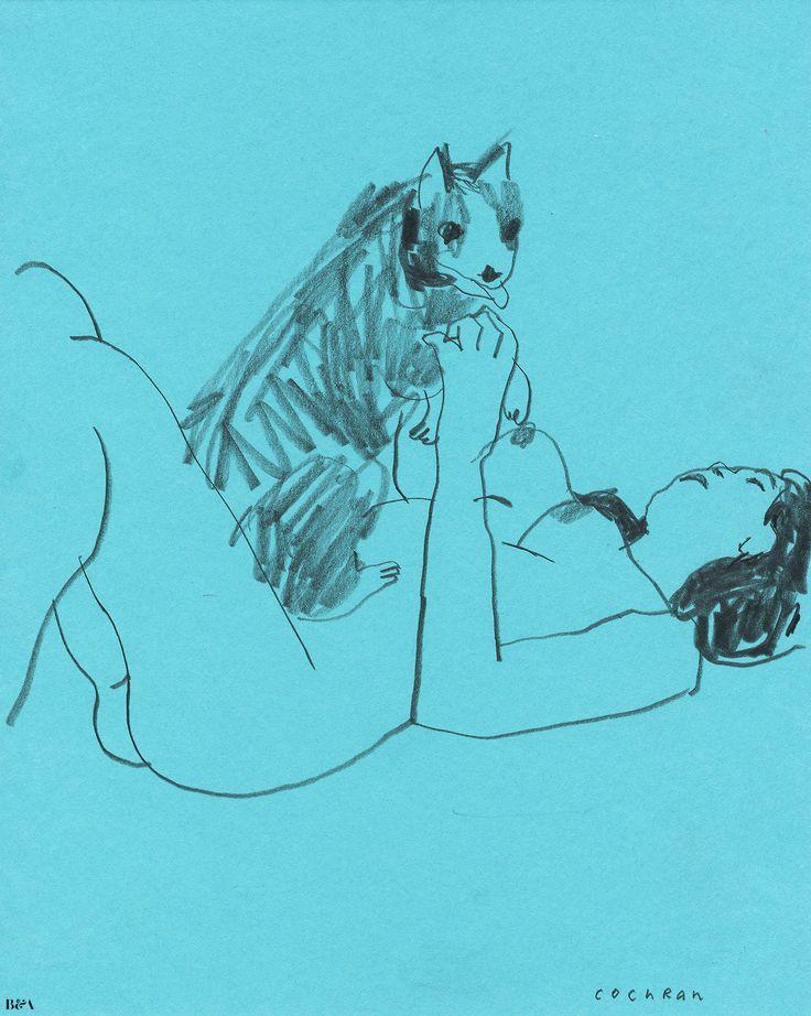 Josh Cochran nude #3
