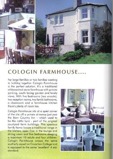 Cologin Farmhouse