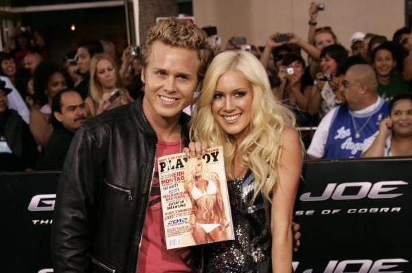"""The Hills"" alums Heidi Montag and Spencer Pratt rang in their eighth wedding anniversary after announcing Montag is pregnant with their…"