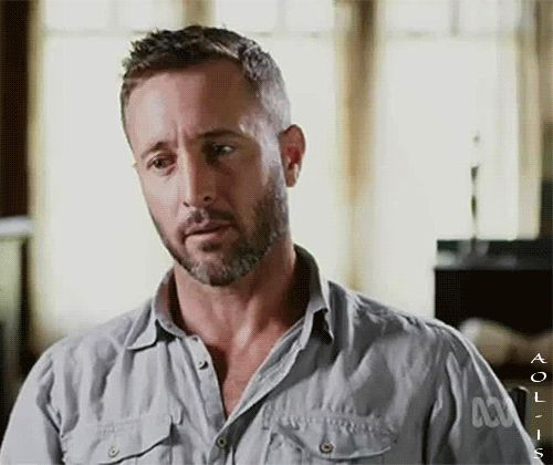 #AlexOLoughlin ……. Friends will be Friends | Alex O´Loughlin ~ An Intense Study