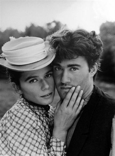 Marina Orsini et Roy Dupuis - - Les filles de Caleb -- Un classique de la télévision québécoise.