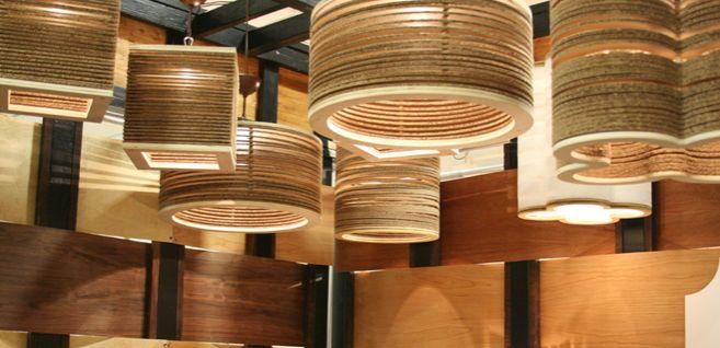 Shiner International drum lights