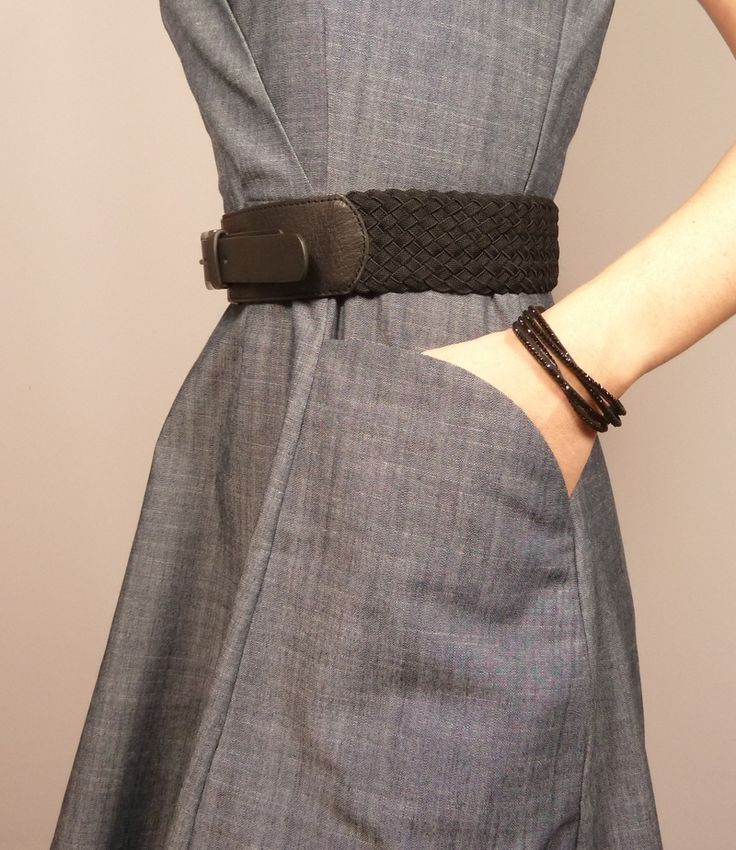 Patron Robe Fuschite // Histoire de coudre - Détail Poche  SB Créations Couture  [Patron de couture robe / Dress Sewing Pattern]
