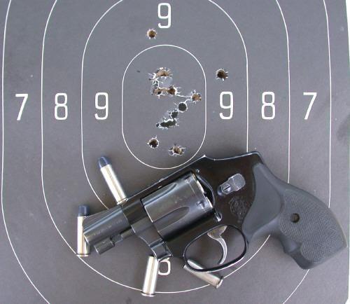 38 Special or 380 ACP