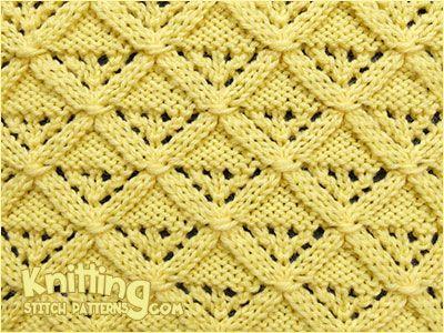 Grapevine Lace Knitting Pattern : 1000+ ideas about Lace Knitting Patterns on Pinterest ...