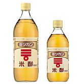 "Rice vinegar is a vinegar made from fermented rice or rice wine in China, Japan, Korea, and Vietnam.Japanese rice vinegar (米酢 komezu, ""rice vinegar"" or simply 酢 su, ""vinegar"") is very mild and mellow (Western - e.g., US or UK - vinegars are approximately 5% acetic acid) and ranges in colour from colourless to pale yellow. It is made from either rice or sake lees."