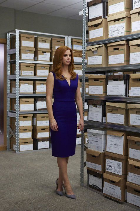 Still of Sarah Rafferty in Suits (2011)
