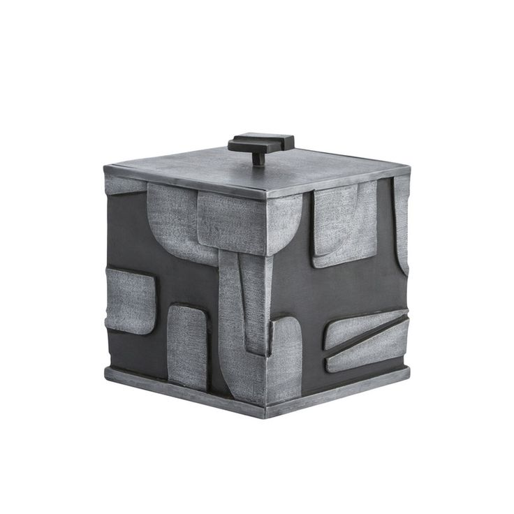 Duchamp Ice Bucket - Contemporary Industrial Mid-Century / Modern Rustic / Folk Traditional Transitional Tabletop