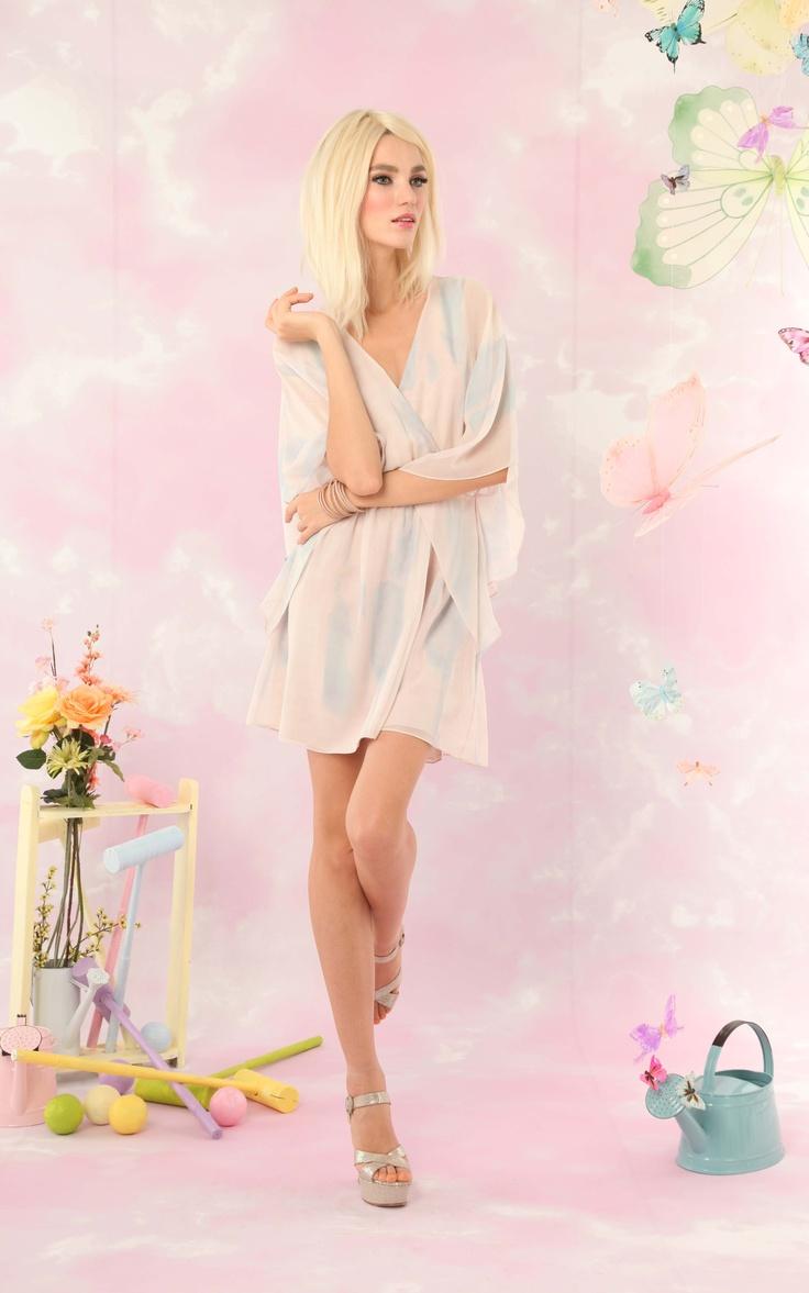 alice + olivia | butterfly sleeve dress: Birthday Dresses, Summer Dresses, Belle Sleeve Tops, Strapless Maxi Dresses, Clothing Women, Silk Tops, Shorts Dresses, Alice Olivia, Sleeve Dresses
