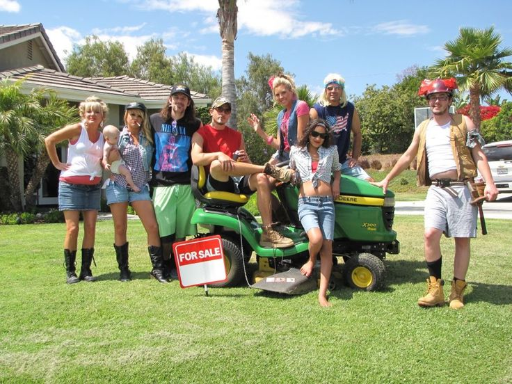 White Trash Party hehehe | ADULT PARTY | Pinterest | Trash ...