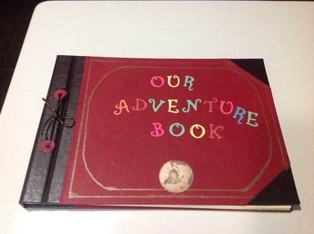 My Adventure Book Album de fotos