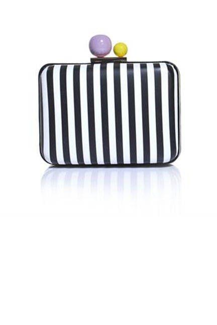 Sophia Webster Azealia Stripe Box Clutch, $704