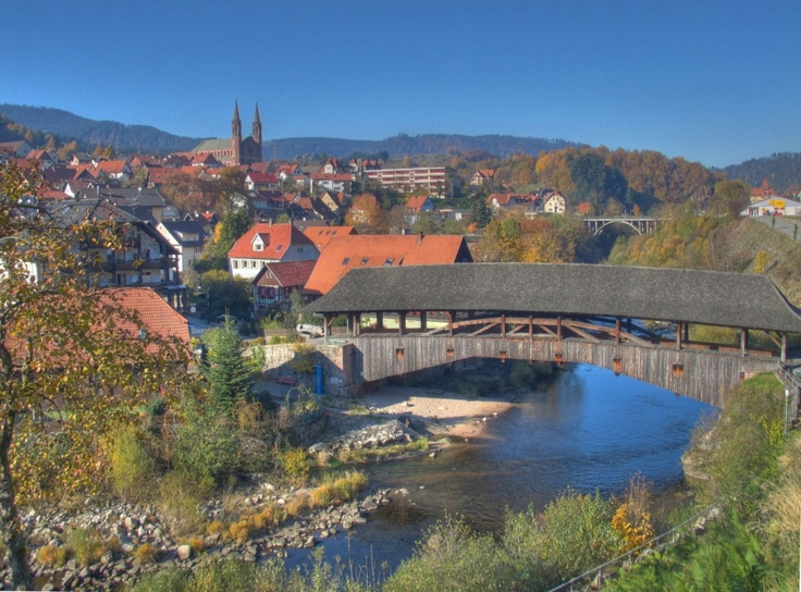 Forbach, Germany. The place where my husband is from. Beautiful. <3